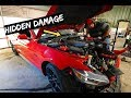 Everything Wrong with $10,000 Wrecked 2017 Mustang GT ...