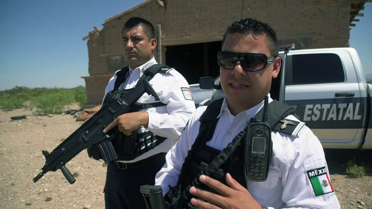 Border Patrol Serie