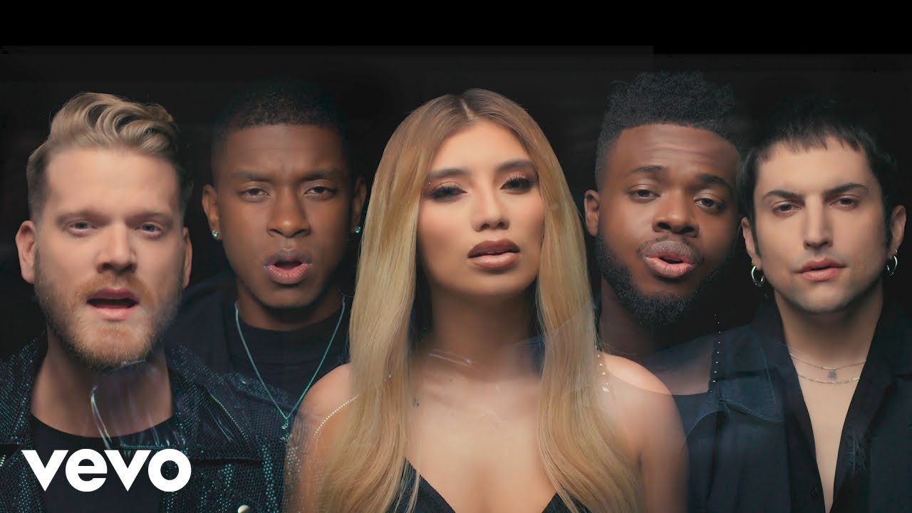 PENTATONIX RELEASE 'MAD WORLD' OUT NOW