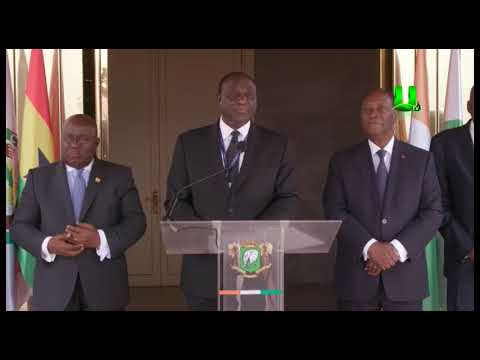 "Ghana, Cote d'Ivoire Sign ""Abidjan Declaration"" On Cocoa"