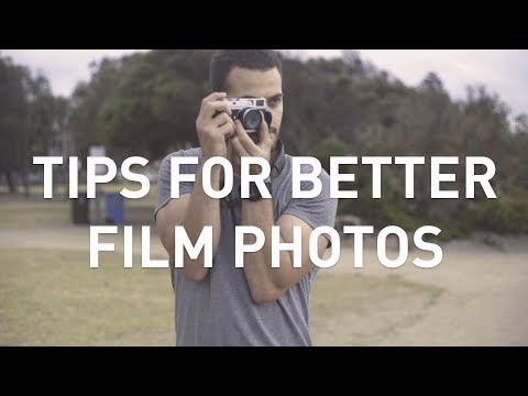 Tips for better film photos