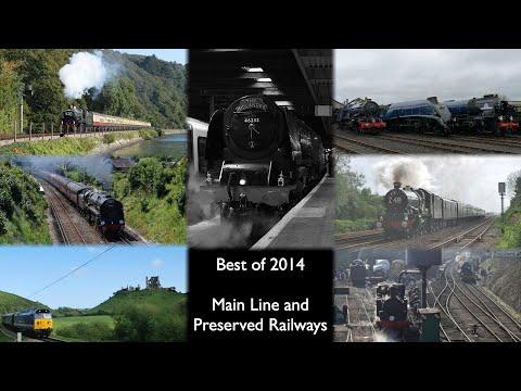 JS Rail Videos - The Best of 2014