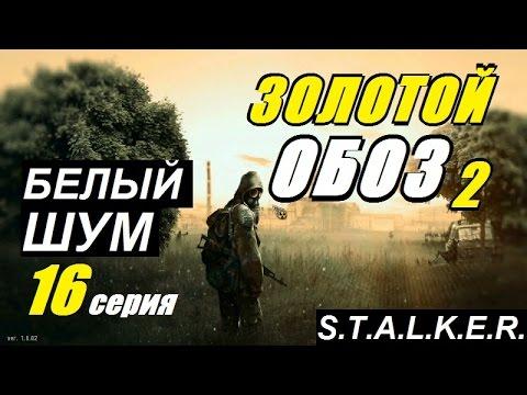 Сталкер ЗОЛОТОЙ ОБОЗ 2 - КНИЖКА, СОФТ и ПДА - 3 серия
