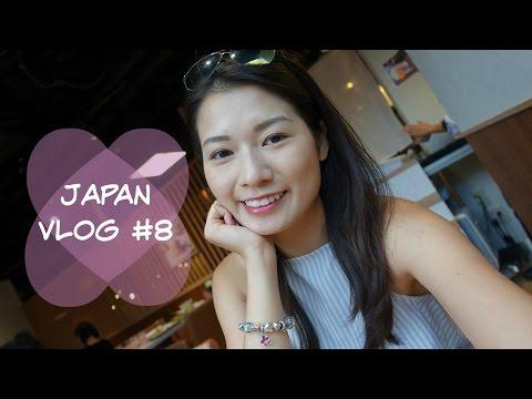 VLOG #14 ♡ Ngày cuối ở Kyoto, Kết thúc chuyến đi Nhật, Ăn Dessert Siêu Ngon ♡ Pretty.Much