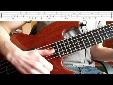 Download Youtube: Very Fast Slapping (Bass Tutorial with TABS)