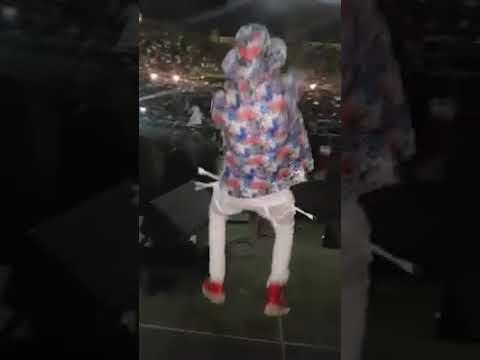Freeman HKD boss perfoms Patichaita mari at City sorts August 2017
