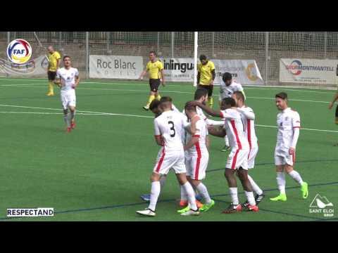 Resum FC Lusitans vs UE Santa Coloma (Lliga Grup Sant Eloi_Playoff Titol 2017)