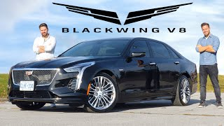 2020 Cadillac CT6-V Blackwing V8 Review // The $100,000 Unicorn