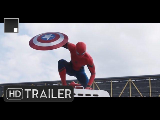 Capitán América: Civil War - Segundo tráiler oficial HD - Marvel