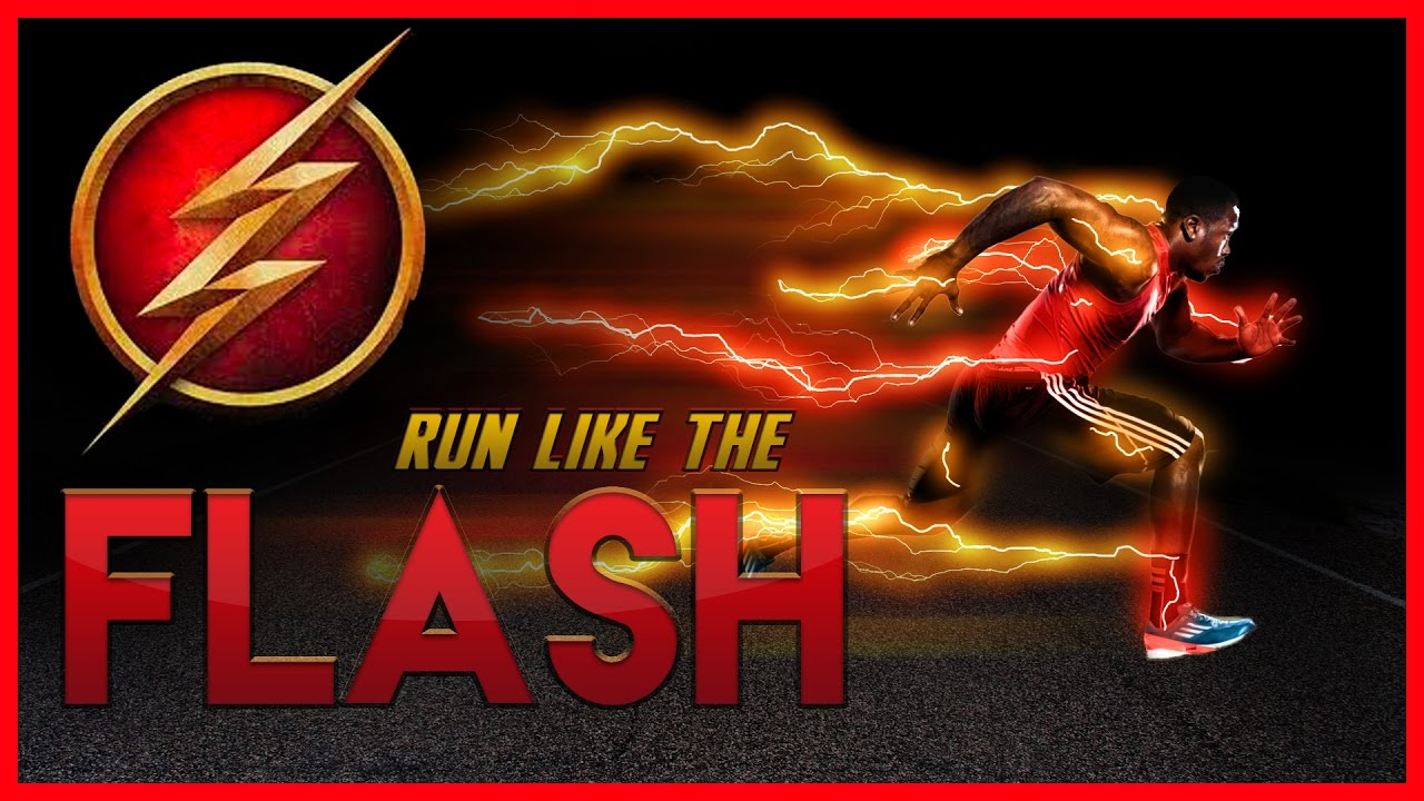 how to become flash in real life