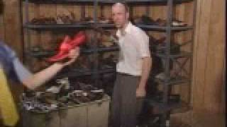 Late Night with Conan O'Brien   Shoes commercial