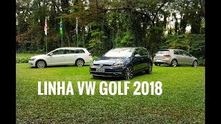Volkswagen Golf Comfortline 1.0 2018 automático | Detalhes e 1º Contato
