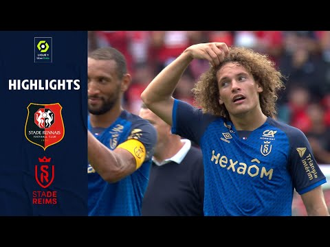 Rennes Reims Goals And Highlights