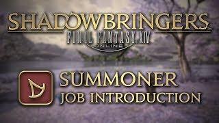 FFXIV: Shadowbringers Summoner Job Introduction