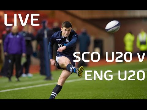 Six Nations: Scotland U20 v England U20