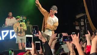 181004 DPR LIVE - IS YOU DOWN & TEXT ME (4K FANCAM) [CTYL TOUR TORONTO 2018]