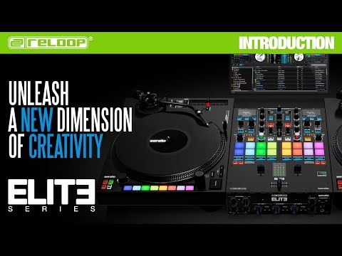 Reloop ELITE - High Performance DVS Mixer for Serato (Introduction)