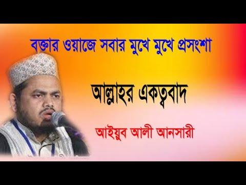 আইয়ুব আলী আনসারি Mawlana Ayub Ali Ansari 2017|ICB Digital