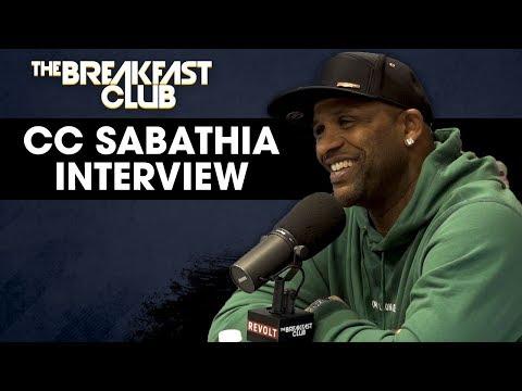 CC Sabathia Talks Annual Celebrity Softball Game, Roc Nation Sports + More