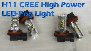 led fog light cree h11 review install gearbest com