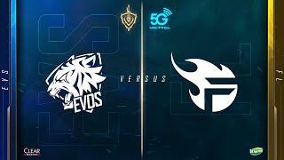 EVOS Esports vs Team Flash [Vòng 2 - 23.02] - Viettel 5G Đấu Trường Danh Vọng Mùa Xuân 2020