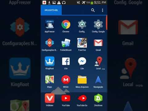 Como Jogar Free Fire Sem Travar No Android 4.2.2 Metodo 2020(root)