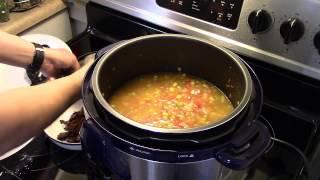 Pressure Cooker Corn and Potato Chowder