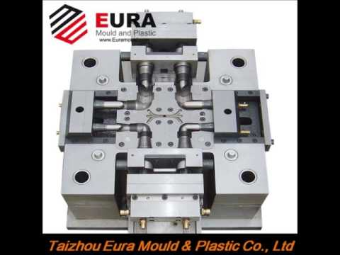 plastic pipe fitting mould pipe fitting mold-Taizh