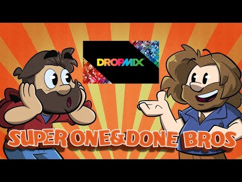 One and Done Bros: Dropmix | Let's Play | Super Beard Bros.