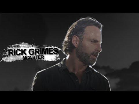 rick grimes   monster