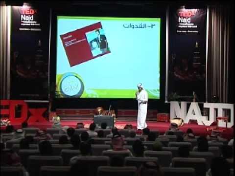 volunteering  Wael Al-Othman  TEDxNajd