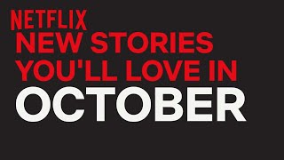 New to Netflix New Zealand | October | Netflix