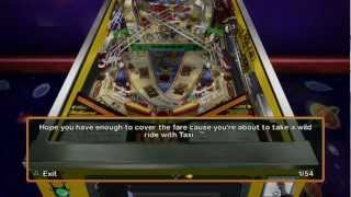 Taxi Rules - Williams Pinball Classics