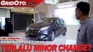 Honda Odyssey 2018 | First Impression | GridOto