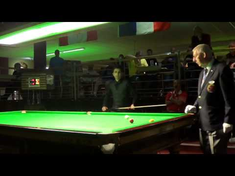 Pankaj Advani winning Moments of World Billiards (Point) 2014