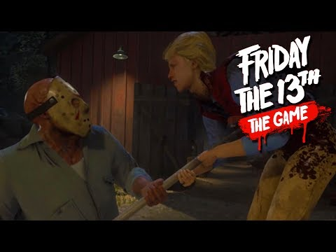 DON'T CALL ERIC TUBBY! - Friday the 13th Game with The Crew! |