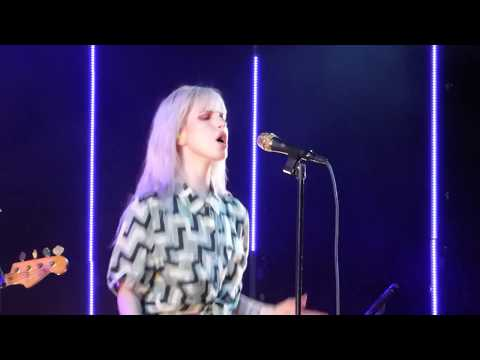 Paramore  Playing God Grand Casino Hinckley, MN 2017