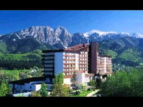 Mercure Kasprowy Hotel Zakopane Youtube