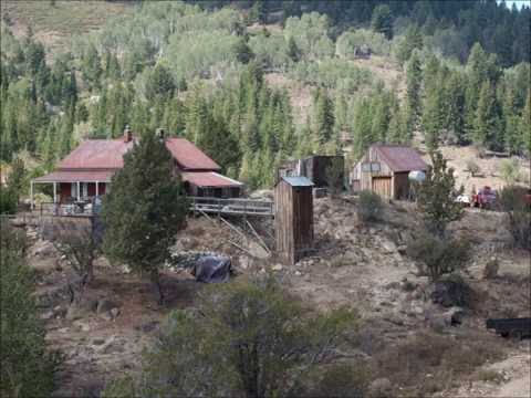 Silver City Idaho Ghost Town