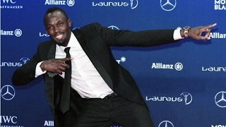 SPORTS FLASH: Bolt cops another award ... KSAFA partners with health centre