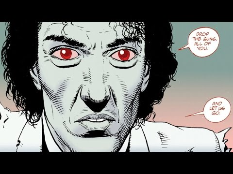 Comic Book Origins: Preacher