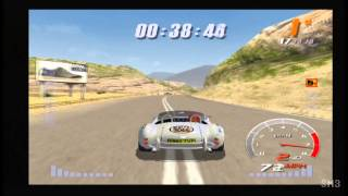 Gumball 3000 (PS2)  - Part 2 - Day 1 - Spain