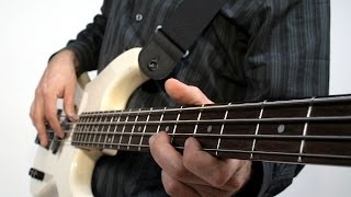How to Add Syncopation | Slap Bass