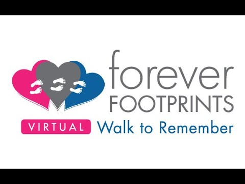 Forever Footprints Virtual Walk to Remember Information Video
