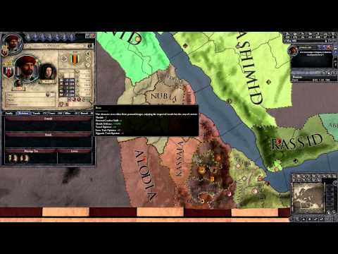 Crusader kings Episode 1 Makuria