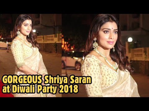 Shriya Saran Traditional Looks Aamir Khan Live Fans Hina Khan Rocky