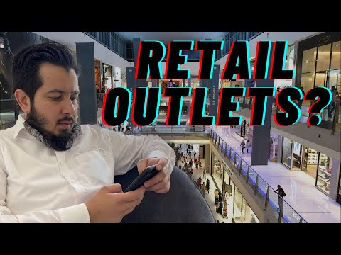 Is investing in retail outlets a good idea? Building retail Experience