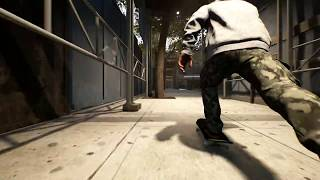 Explore the world of Session: Skateboarding Sim Game / Let's play