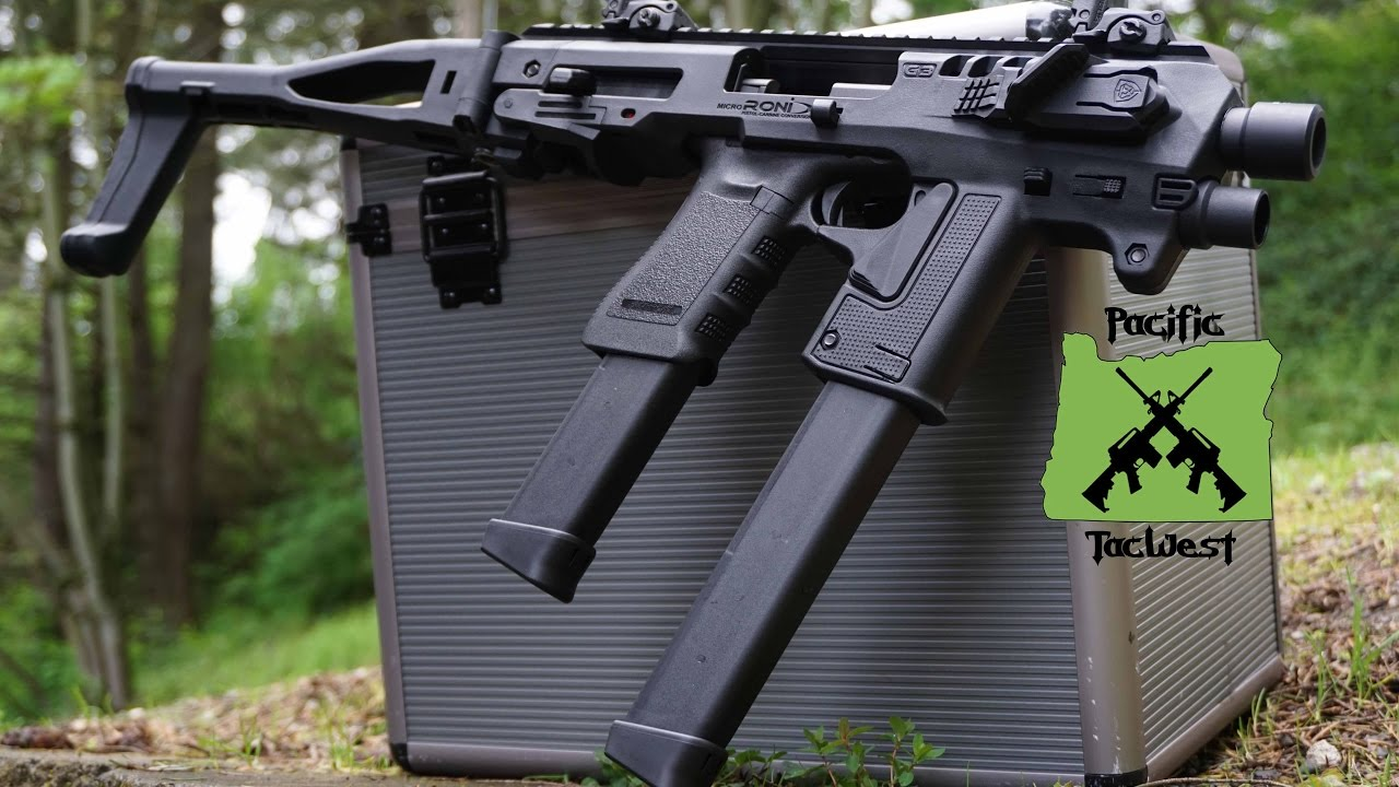 Glock Upgrade: Micro RONI SBR/Carbine Conversion Kit - Desktop Review