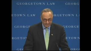 Chuck Schumer in 2009: Illegal Immigration is wrong, plain and simple